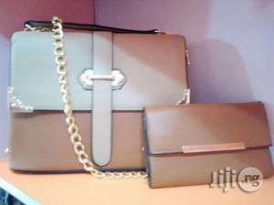 Snazzy,Trendy and Cute 3-In-1 Double Shade Susen Handbag