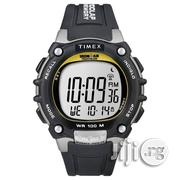 Timex 5E231 Ironman Triathlon 100 Lap Watch   Watches for sale in Lagos State, Ikeja