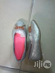 Original Silver Flat Shoes | Children's Shoes for sale in Lagos State, Lagos Island