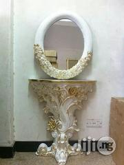 Unique Mirror With Standard Base Console | Home Accessories for sale in Lagos State, Lagos Island