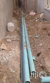 On-going External Plumbing Works | Building & Trades Services for sale in Lagos State, Ikorodu