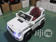 G63 AMG Ride On Toy Car ( Leather Seat ) | Children's Gear & Safety for sale in Lagos State, Lekki Phase 2