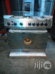 Scanfrost 5burners(4+1)Cooker,Oven Grill With 2yrs Wrnty. | Kitchen Appliances for sale in Lagos State, Ojo