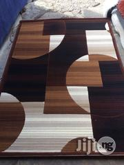 Coffee Brown And Light Brown Center Rug 4 By 6   Home Accessories for sale in Lagos State, Lagos Mainland