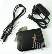 VGA and Audio to HDMI Converter   Computer Accessories  for sale in Lagos State, Surulere