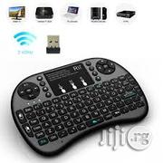 Handheld Android TV Keyboard & Mouse Pad | TV & DVD Equipment for sale in Lagos State, Surulere
