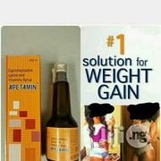 Apetamin Weight Gainer Syrup | Vitamins & Supplements for sale in Lagos State