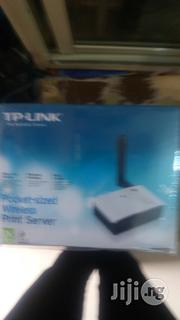 Tplink Usb2.0 Print Server | Networking Products for sale in Lagos State, Ikeja