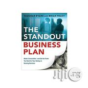 The Standout Business Plan By Vaughan Evans, Brian Tracy | Books & Games for sale in Lagos State, Ikeja