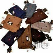 Chinos Trouser By Polo Raph Lauren Original | Clothing for sale in Lagos State, Surulere