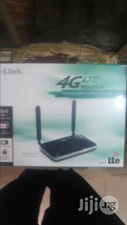 Dlink Dwr 921 4G Lte Router | Networking Products for sale in Lagos State, Ikeja