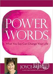 Power Words By Joyce Meyer | Books & Games for sale in Lagos State, Ikeja