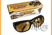 HD Vision Day Night Wrap Around Glasses | Clothing Accessories for sale in Lagos State, Ifako-Ijaiye
