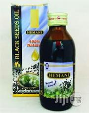 Original Hemani Black Seed Oil (Remedy for All Dieases Except Death) | Vitamins & Supplements for sale in Lagos State, Lagos Mainland