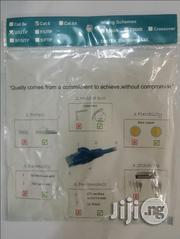 DINTEK 1meter Cat6 Patch Cord . | Accessories & Supplies for Electronics for sale in Lagos State, Ikeja