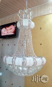 Crystal Chanderlier Light Silver Color | Home Accessories for sale in Lagos State, Ikeja
