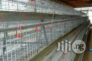 Strong Fibrecated Battery Cages For Sell | Farm Machinery & Equipment for sale in Osun State, Ifelodun-Osun