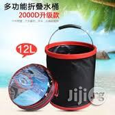 Foldable Bucket   Home Accessories for sale in Lagos State, Ikeja