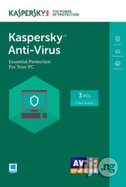 Kaspersky Antivirus 3 Devices, 1 Year   Software for sale in Lagos State, Ikeja