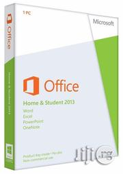 Microsoft Office Home And Student 2013 | Software for sale in Lagos State, Ikeja
