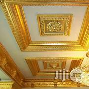 Wall Flame Golden Color | Furniture for sale in Lagos State, Ikeja