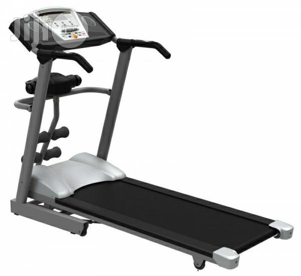 New American Fitness 2hp Treadmill With Massager