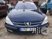 Clean Peugeot 607 2009 Blue | Cars for sale in Lagos State, Lagos Mainland
