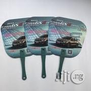 Promote Your Car Biz With Customized Hand Fans | Computer & IT Services for sale in Lagos State, Ikeja