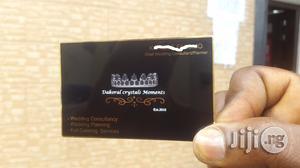 Quality Metal Business Card Our Client