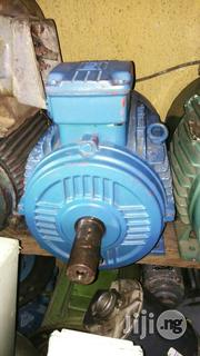 Electric Motor 5:5kw | Manufacturing Equipment for sale in Lagos State, Ojo