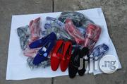 Sleeky Rubber Suede Shoe (Bulk Buyers Only) | Shoes for sale in Lagos State, Ikeja