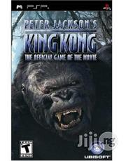 New Peter Jackson's King Kong Sony PSP | Video Games for sale in Lagos State