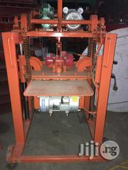 New Type Small Mobile Block Machine   Manufacturing Equipment for sale in Lagos State, Ikeja
