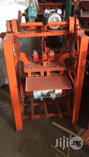 New Type Stable Small Block Making Machine   Manufacturing Equipment for sale in Lagos State, Ikeja