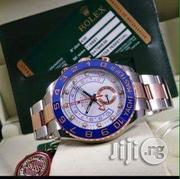Rolex Yatch Silver and Gold Chain Watch | Watches for sale in Ogun State, Ado-Odo/Ota