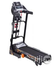 Brand New Quality 2HP Treadmill With Massager, Incline,MP3,Sit Up | Massagers for sale in Lagos State, Surulere