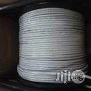 Rg59 Siamese Power Coaxial Cable | Accessories & Supplies for Electronics for sale in Lagos State, Ikeja