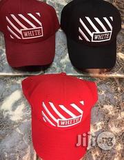White Designs Snapbacks | Clothing Accessories for sale in Lagos State, Lagos Island