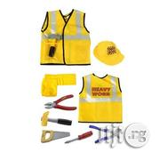 Kids Construction Engineer Costume | Children's Clothing for sale in Lagos State, Orile