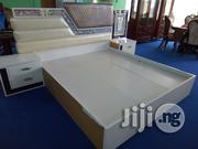 Wooden Family Bed. | Furniture for sale in Lagos State, Ojo
