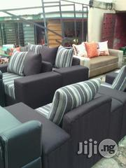 Complete 7 Seater Fabric Sofa | Furniture for sale in Lagos State, Agege
