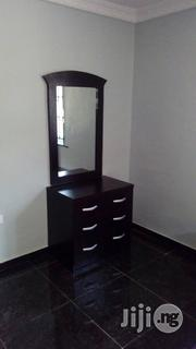 Bed With Two Sides Cabinets And Mirror Table With Drawers | Furniture for sale in Lagos State, Lagos Mainland