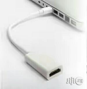 Cable Adapter for Thunderbolt Mini Displayport to HDMI Apple Macbookpr