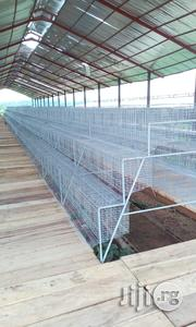 Battery Cage For Sale | Farm Machinery & Equipment for sale in Lagos State, Alimosho