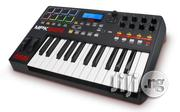 Akai MPK225 MIDI Keyboard Controller With Drumpads / Drum Pads | Musical Instruments & Gear for sale in Lagos State, Surulere