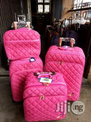 Pink 4set Ladies Luggage | Bags for sale in Lagos State, Lagos Mainland