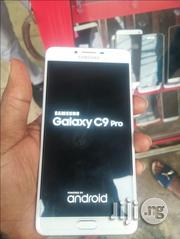 Uk Used Samsung Galaxy C9 Pro Duos 64gb 6gb Ram | Mobile Phones for sale in Lagos State, Ikeja