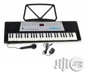 54 Keys Learners Keyboard With Microphone | Musical Instruments & Gear for sale in Lagos State, Surulere