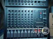8 Channel Flat Mixer With USB And Equalizer | Audio & Music Equipment for sale in Lagos State, Oshodi-Isolo