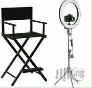 Combo For Makeup Chair And Ringlight | Accessories & Supplies for Electronics for sale in Lagos State, Amuwo-Odofin